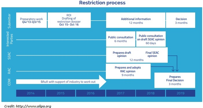 Restriction Process