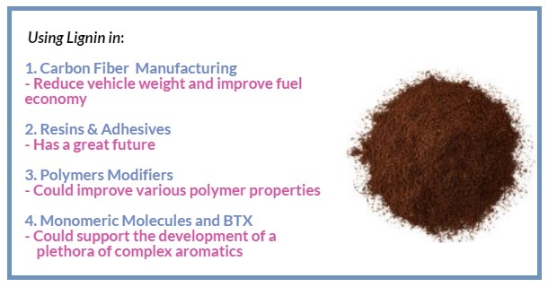 Benefits of Using Lignin
