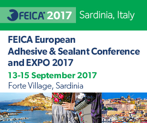FEICA 2017 European Adhesive & Sealant Conference and EXPO