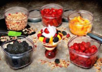 Vistamaxx specialty elastomers and resins for food contact, storage and packaging applications