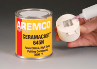CERAMACAST™ 645N NOW USED FOR HIGH TEMP HEATERS