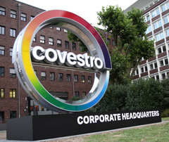 Covestro up and running