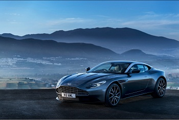 Aston Martin and Dow Automotive Form Technical Partnership