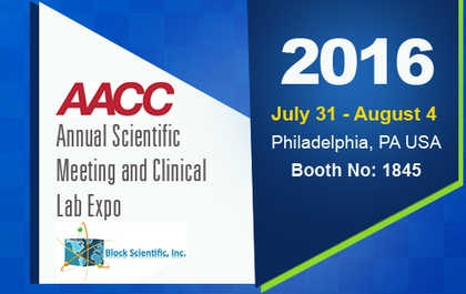 Adhesives Research at AACC 2016