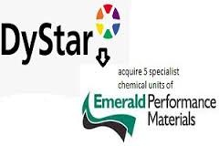 Emerald Concludes Sale of its Specialties Business to Dystar