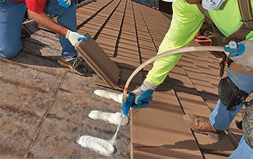 ICP Adhesives & Sealants Unveils a 2C PUR Foam Adhesive for Roofs