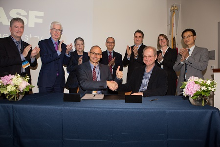 BASF and UC Berkeley extend alliance