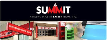 FASTENation Unveils SUMMIT™ Adhesive Tape