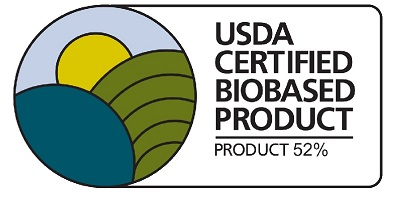 USDA-certified Bio-based Product Label