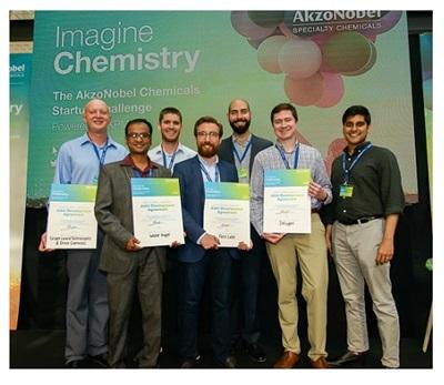 AkzoNobel Names Winners for 2018 Imagine Chemistry Challenge