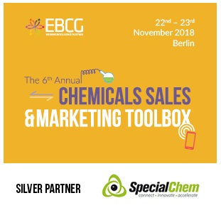 EBCG specialchem partnership event