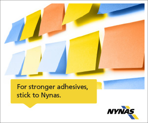 For stronger adhesives stick to Nynas