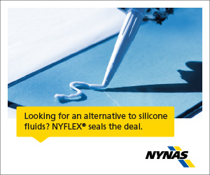 NYFLEX an alternative to silicone fluids