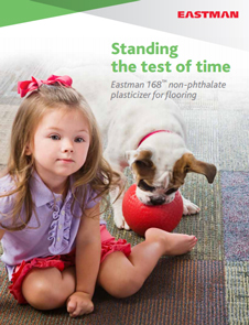 Eastman 168™ non-phthalate plasticizer for flooring