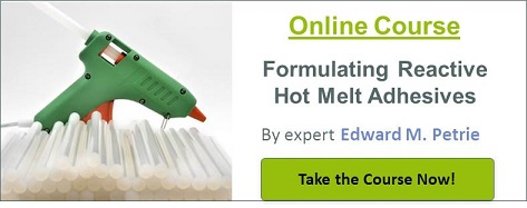 Formulating Reactive Hot Melt Adhesives